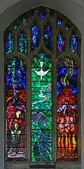Aldeburgh Britten window