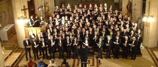 Tallis Festival Choir 2007
